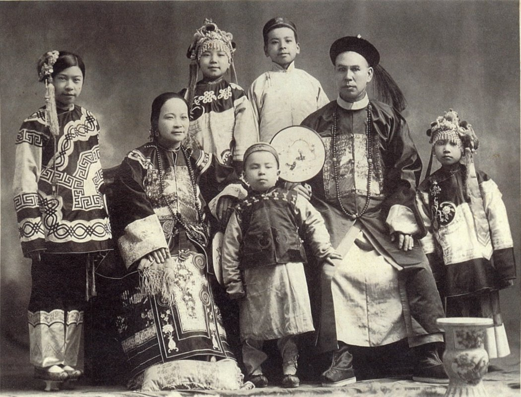 Chinese immigrants in the United States, 1890.